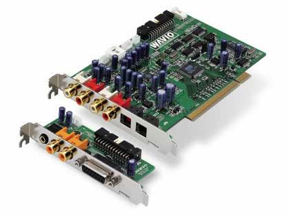 オンキヨー株式会社は22日、PC用 オンキヨー、サウンドカード SE-1