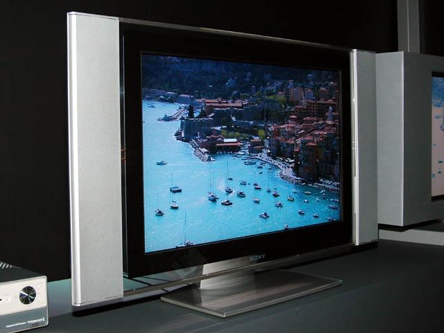 ソニー プラズマテレビをはじめベガシリーズ9機種を発表