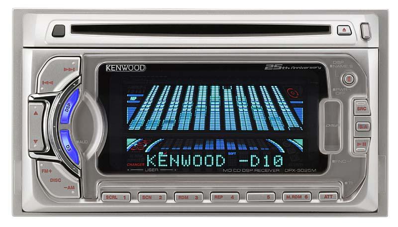 オーディオ kenwood カー