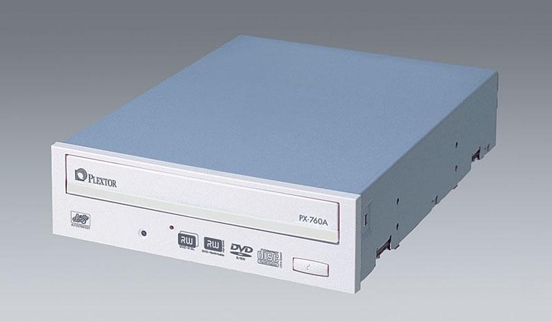 P: Plextor PX750A