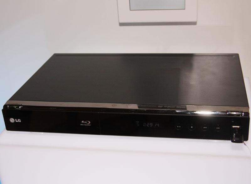IFA 2008【その他編】Blu-ray/LED TV/ポータブル製品