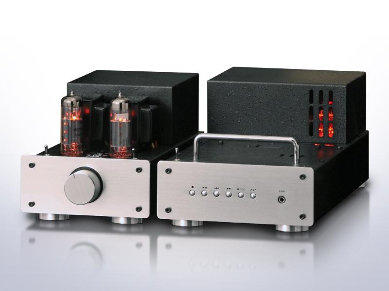 真空管CDプレーヤー「TU-884CD」を同梱した限定パック「TU-87... 真空管CDプレー