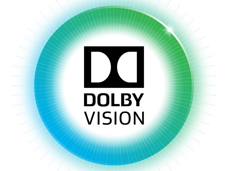 Dolby Visionのロゴ