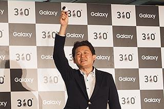 サムスン糸櫻幹雄氏