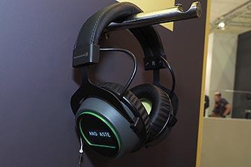 463104b3f4 無線でもハイレゾの「aptX HD」対応Teslaヘッドフォン。beyerdynamicがAKコラボで開発中 - AV Watch