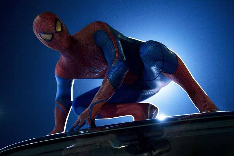 "アメイジング・スパイダーマン<Br><span class=""fnt-70"">(C)2012Columbia Pictures Industries,Inc.All Rights Reserved.MARVEL and all related character names:(C)&TM 2017 MARVEL.</span>"