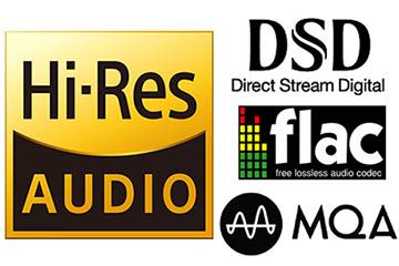 ハイレゾ」の基本をおさらい。DSDやFLAC、MQAなどの違いとは? - AV Watch