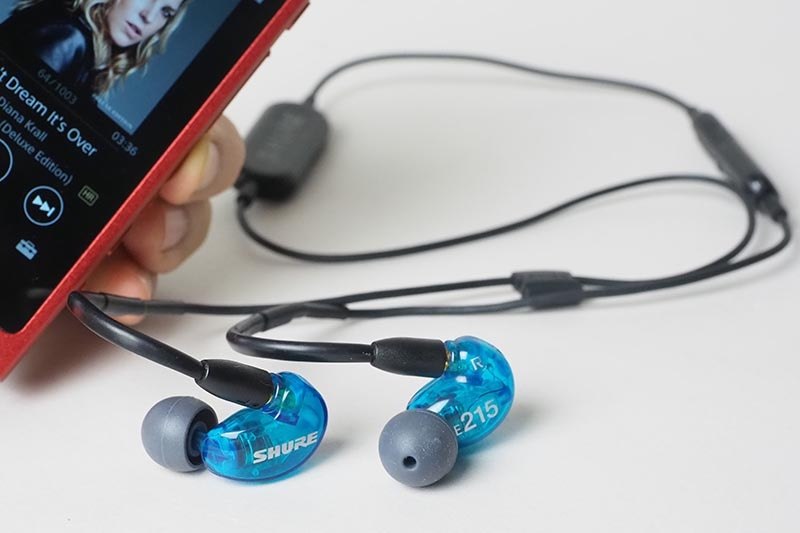 SE215 Special Edition Wireless