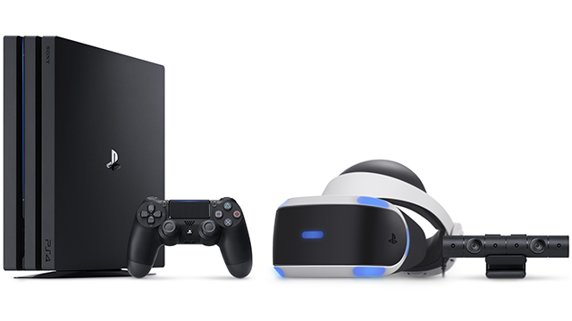 PlayStation 4 Pro PlayStation®VR Days of Play Special Pack<br>※縦置きスタンドは別売