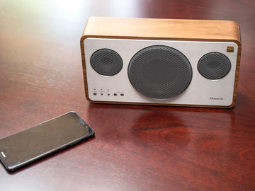 """5c0710017d レビュー】""""世界最高音質を目指す""""Bluetoothスピーカーはどんな音!? 新生 ..."""