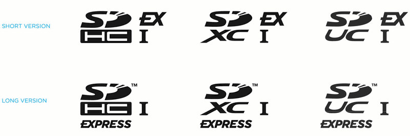 SD Expressのロゴ