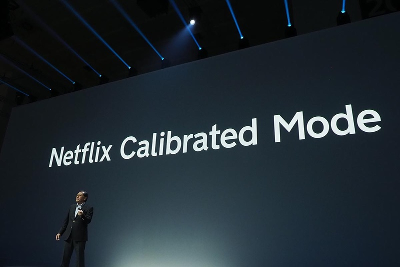 Netflix Calibrated Modeを採用