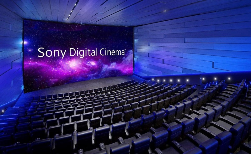 Sony Digital Cinema Auditoriumのイメージ