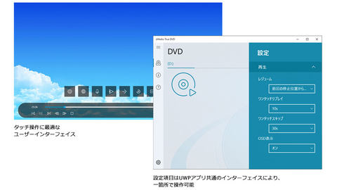再生 windows10 dvd