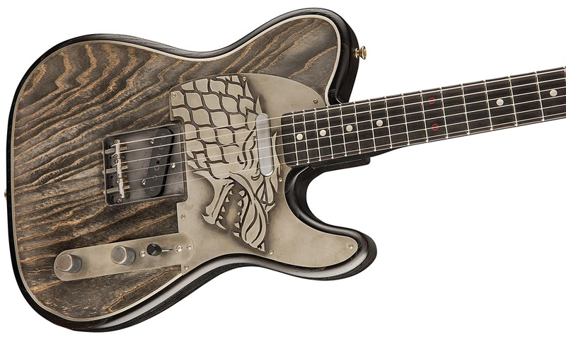 Game of Thrones House Stark, Telecaster