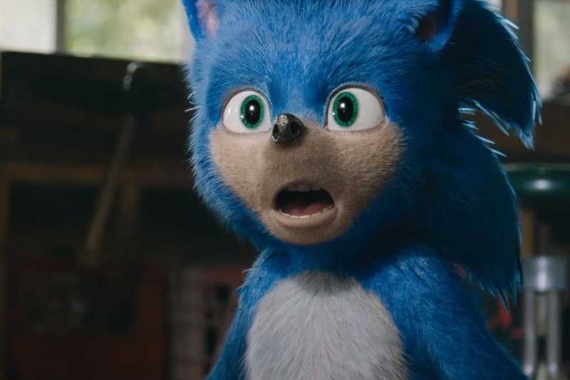 "「Sonic The Hedgehog」予告編から<br><span class=""fnt-70"">(C)2019 PARAMOUNT PICTURES. ALL RIGHTS RESERVED.</span>"