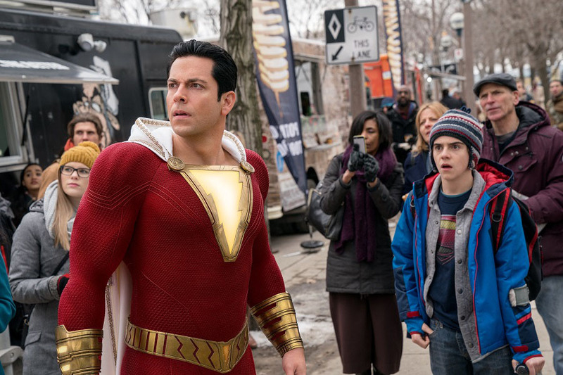 "<span class=""fnt-70"">SHAZAM! and all related characters and elements are trademarks of and (C)DC Comics. (C)2019 Warner Bros. Entertainment Inc. All rights reserved.</span>"