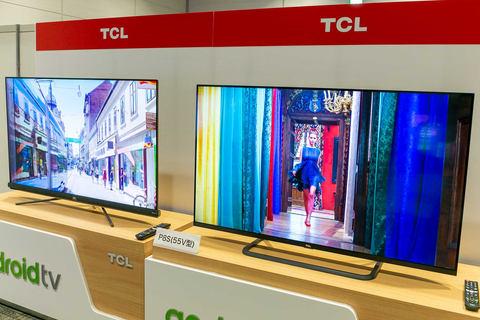 テレビ Tcl
