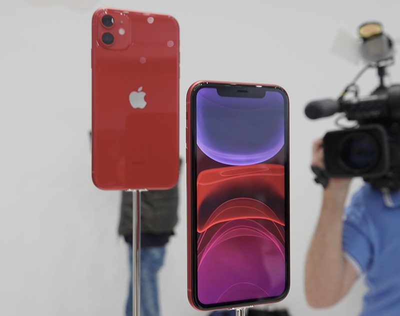 iPhone 11 PRODUCT(RED)
