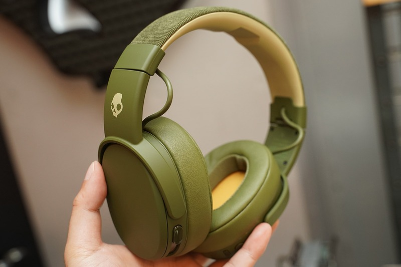 「Crusher Wireless」Moss Olive