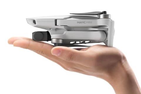 【ドローン】DJI、249gの超小型ドローン「Mavic Mini」海外発表。2.7Kカメラ搭載