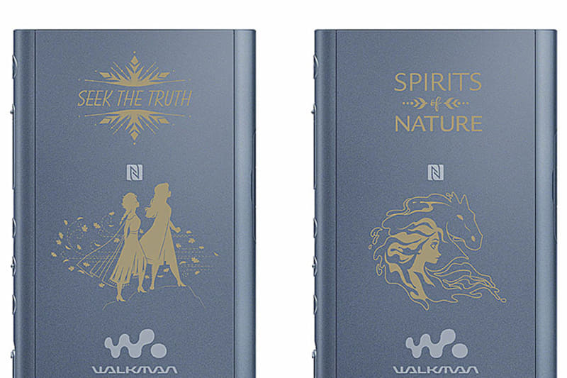 "左からデザイン「SEEK THE TRUTH」、「SPIRITS of NATURE」<br><span class=""fnt-70"">(C)Disney</span>"