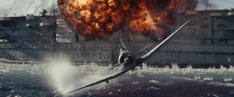 "「ミッドウェイ」<br/><span class=""fnt-70"">(C)2019 Midway Island Productions, LLC All Rights Reserved.</span>"