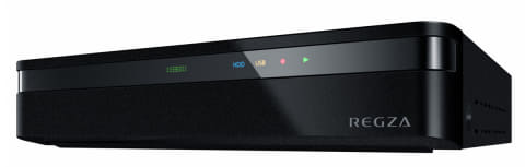 """【製品】東芝、手持ちテレビを""""全録マシン""""にするハードディスク。約5.4万円"""
