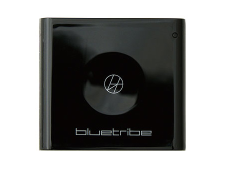 <P align=center><SMALL>Bluetoothレシーバ「SBT05」</SMALL>