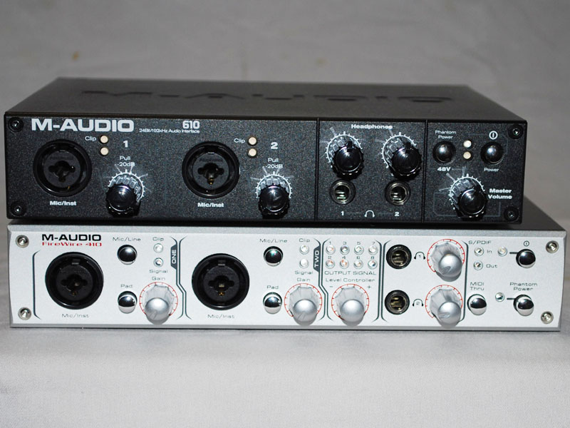 m audio firewire audiophile manual