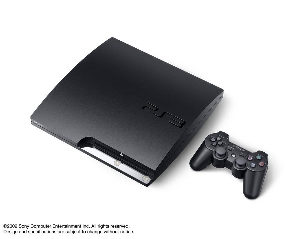 新型PS3「CECH-2000A」