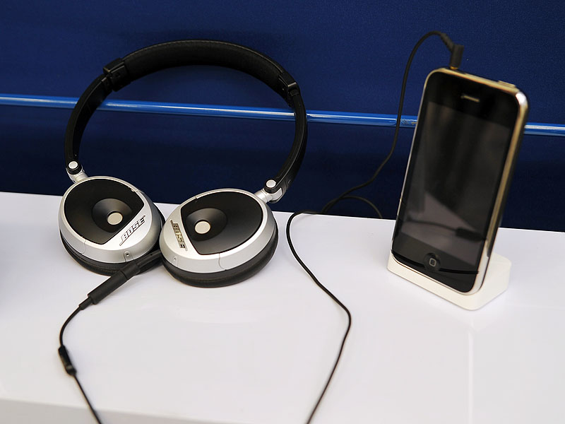 iPhone 3G/3GS용 on-ear headset