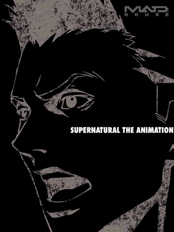 SUPERNATURAL THE ANIMATION<BR><FONT size=1>ジャケットとは異なります</FONT>