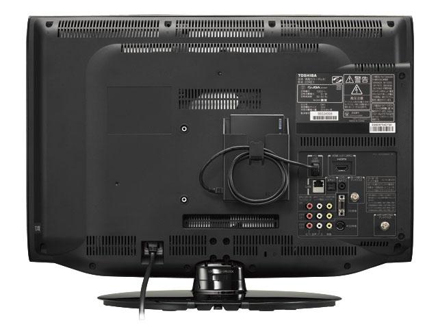 アイ・オー、テレビ背面取付けキット付属の薄型USB HDD(2/2)
