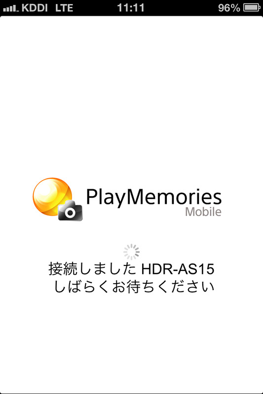 PlayMemories Mobile(iOS版)