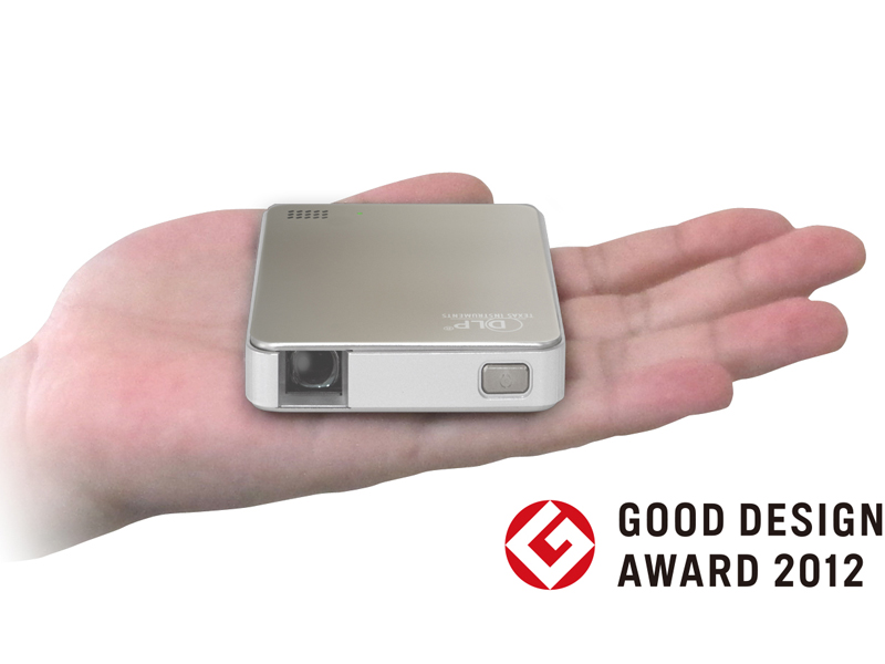 g1 I Dream of Geanee: A DLP projector that works with your iPhone