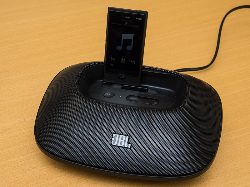 jbl01 Harman International releases first ever Lightning compatible iPod speaker