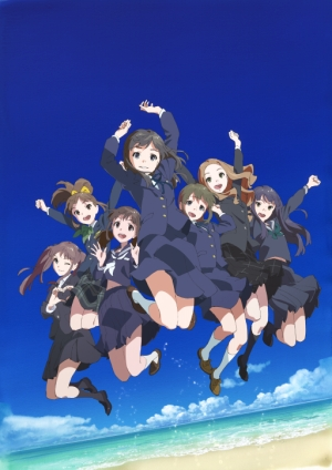 "Wake Up,Girls!<br class=""""><span class=""fnt-70"">(C)Green Leaves/Wake Up, Girls!製作委員会</span>"