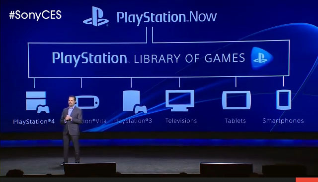 「PlayStation Now」の概要