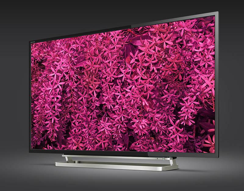 東芝から40型の4Kテレビが登場、価格は23万円