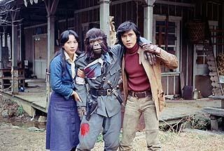 「sfドラマ 猿の軍団」の画像検索結果