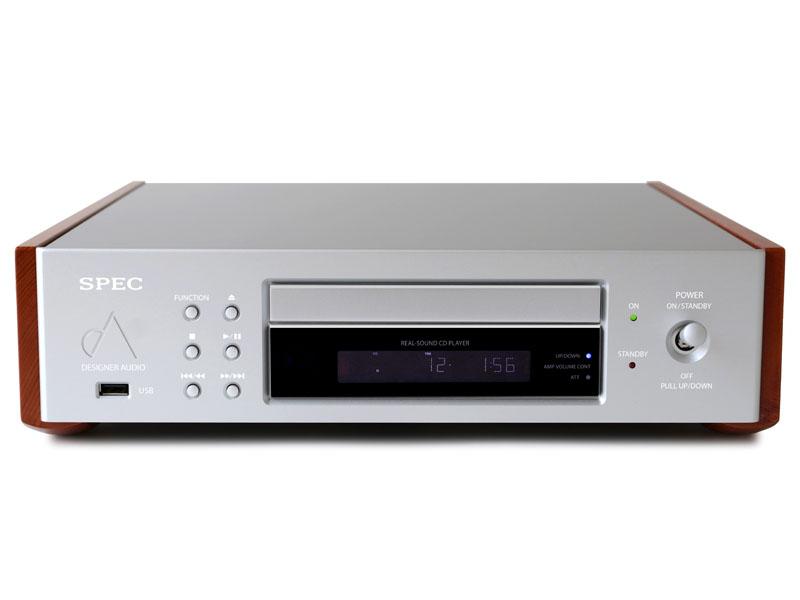 SACDプレーヤー「RMP-888CD」 次の画像スペック、オイルコンデンサなどアンプと同等の部
