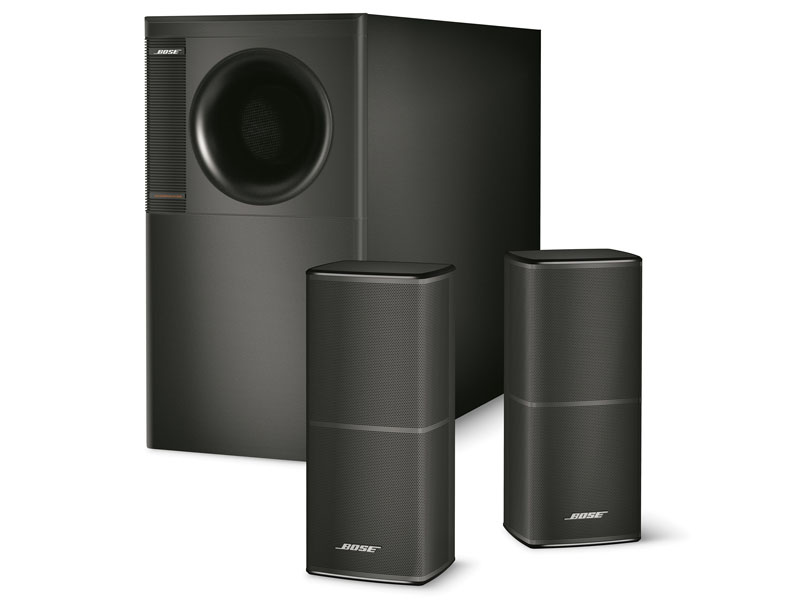 Acoustimass 5 Series V stereo speaker system