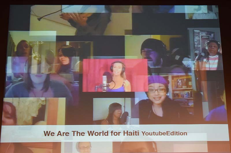 """We Are The World 25 For Haiti"""