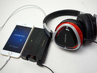 ミニレビュー】iPhone直結で96kHz/24bitハイレゾ対応。進化した「Sound