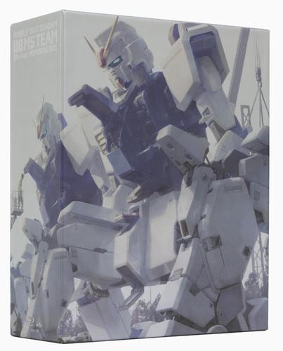 拡大画像zガンダムと第08ms小隊のbd Box特装限定版で発売66