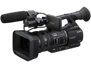 ソニー、業務用HDVカメラを2015...