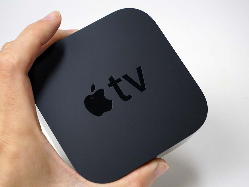 新Apple TV