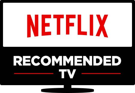 「Netflix Recommended TV」ロゴ