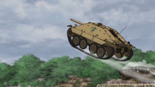 "<span class=""fnt-70"">(C)GIRLS und PANZER Film Projekt</span>"